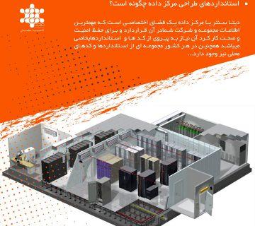 طراحی یک مرکز داده استاندارد